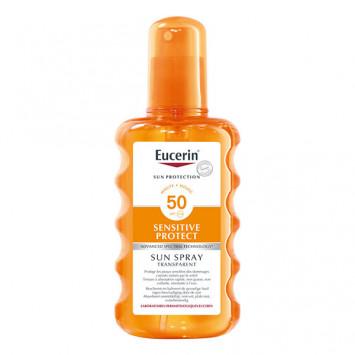 EUCERIN Sun Sensitive Protect Spray Transparent SPF50+ - 200ml
