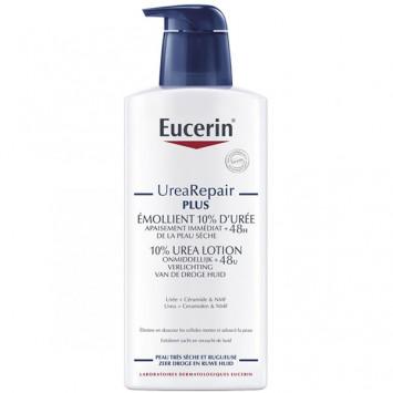 EUCERIN UreaRepair PLUS Émollient 10% d'Urée - 400 ml