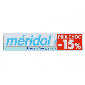 DENTIFRICE MERIDOL PROTECTION GENCIVE 75ML