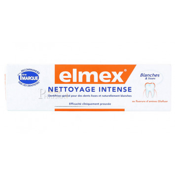ELMEX DENT NETTOYAGE INTENSE 50 ML