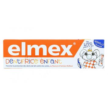 ELMEX DENTIFRICE ENFANT DENT DE LAIT 50ML