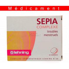 SEPIA COMPLEXE N°20, comprimé – 60 comprimés