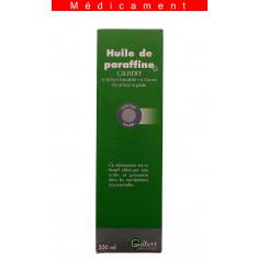 HUILE DE PARAFFINE GILBERT, solution buvable en flacon – 500ML