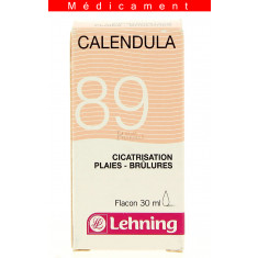 CALENDULA COMPLEXE N°89, solution buvable en gouttes - 30ML