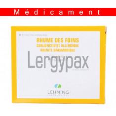 LERGYPAX, comprimé orodispersible – 20 comprimés