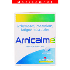 ARNICALME, comprimé orodispersible - 40 comprimés