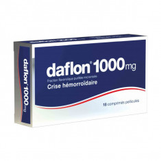DAFLON 1000 mg, comprimé pelliculé