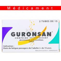 GURONSAN, comprimé effervescent – 2 x 15 comprimés