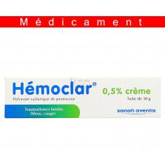 HEMOCLAR 0,5 POUR CENT, crème – 30G