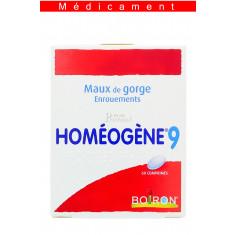 HOMEOGENE 9, comprimé – 6 comprimés