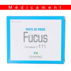 FUCUS COMPLEXE N°111, comprimé sublingual – 60 comprimés