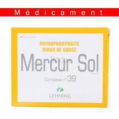 MERCURE SOL COMPLEXE N°39, comprimé – 60 comprimés
