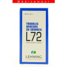 L 72, solution buvable en gouttes - 30ML