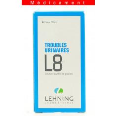 L 8, solution buvable en gouttes  - 30ML