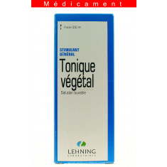 TONIQUE VEGETAL, solution buvable – 250ML