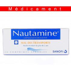 NAUTAMINE, comprimé sécable – 20 comprimés
