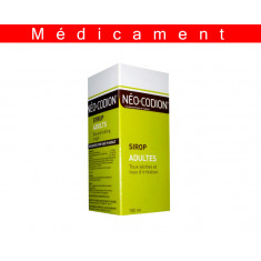 NEO-CODION ADULTES, sirop 180 ml