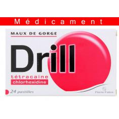 DRILL, pastille à sucer – 24 pastilles