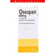 OSSOPAN 600 mg, comprimé pelliculé – 30 comprimés