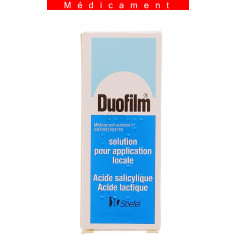 DUOFILM, solution pour application locale – 15ML