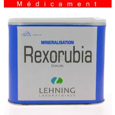 REXORUBIA, granulés - 350G