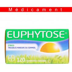 EUPHYTOSE, comprimé enrobé – 120 comprimés