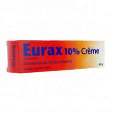 EURAX 10 POUR CENT, crème