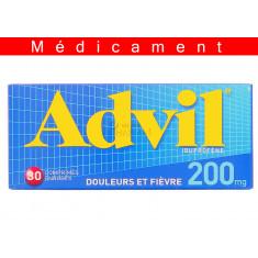 ADVIL 200 mg, comprimé enrobé – 30 comprimés