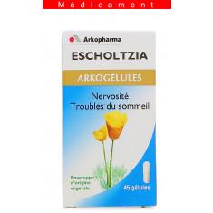 ARKOGELULES ESCHSCHOLTZIA, gélule – 45 gélules