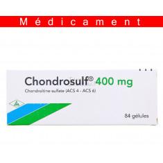 CHONDROSULF 400 mg, gélule – 84 gélules
