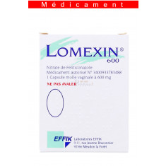 LOMEXIN 600 mg, capsule molle vaginale – 1 capsule