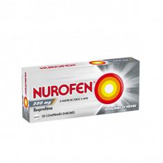 NUROFEN 200 mg, comprimé enrobé – 20 comprimés
