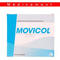 MOVICOL, poudre pour solution buvable en sachet – 20 sachets