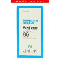 BASILICUM COMPLEXE N°96, solution buvable en gouttes – 30ML