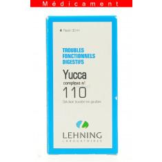 YUCCA COMPLEXE N°110, solution buvable en gouttes  - 30ML