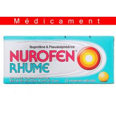 NUROFEN RHUME, comprimé pelliculé – 20 comprimés