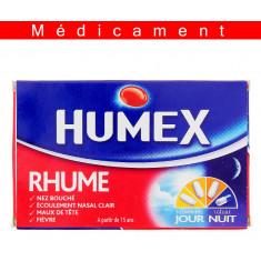 HUMEX RHUME, comprimé et gélule – 12 comprimés et 4 gélules