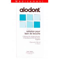 ALODONT, solution pour bain de bouche