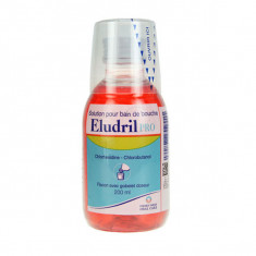 ELUDRILPRO, solution pour bain de bouche 200ml
