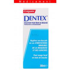 DENTEX, solution pour bain de bouche – 300ML