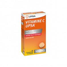 VITAMINE C UPSA 500 mg, comprimé à croquer – 30 comprimés