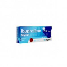 Ibuprofène Mylan 200 mg, comprimé enrobé – 20 comprimés