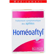 HOMEOAFTYL, comprimé à sucer – 60 comprimés