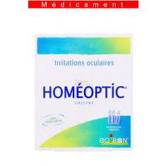 HOMEOPTIC, collyre en récipient unidose – 10 unidoses