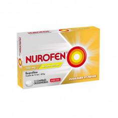 NUROFENTABS 200 mg, comprimé orodispersible – 12 comprimés