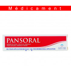 PANSORAL, gel pour application buccale – 15G