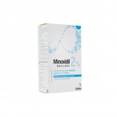 MINOXIDIL 2% solution 3 x 60 ml - Chute de cheveux