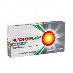 NUROFENFLASH 200 mg, comprimé pelliculé – 12 comprimés