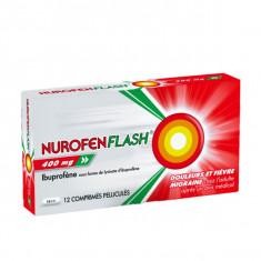 NUROFENFLASH 400 mg, comprimé pelliculé – 12 comprimés