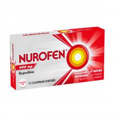 NUROFEN 400 mg, comprimé enrobé – 12 comprimés